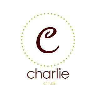 Kids Wall Decal, Wall Stickers, Wall Decor / Charlie BCO 22 Baby