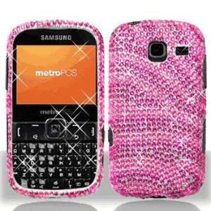 Samsung R380 Freeform III Comment Full Diamond Hot Pink Pink