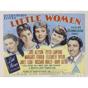 Lawford)(Margaret OBrien)(Elizabeth Taylor)(Janet Leigh)(Mary Astor