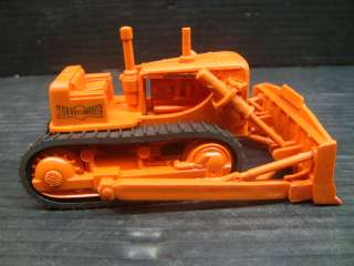 ALLIS CHALMERS BULL DOZER TRACTOR CONSTRUCTION FARM TOY W/ BOX