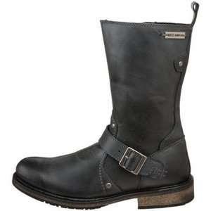HARLEY DAVIDSON   MENS BOOTS   D95348   JAYDEN   BLACK