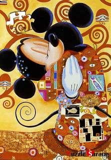 Clementoni 1000 Piece Jigsaw puzzles Full   Disney Art Puzzle