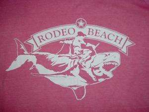 Beach Saltwater Cowboy on Shark Tank Top, Pink   Choose Size