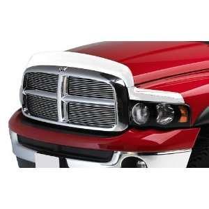 EGR 016076 Dodge Ram Painted Superguard Bug Deflector   Painted White