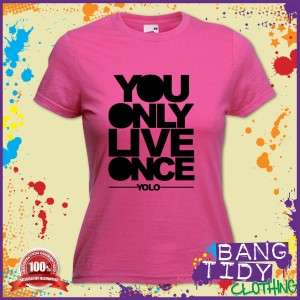 Drake You Only Live Once Hip hop, R&B, pop Music Womans T shirt