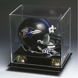 Baltimore Ravens NFL Full Size Football Helmet Display