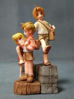 FULLMETAL ALCHEMIST ENIX EDWARD CHILDHOOD MEMORY SECRET