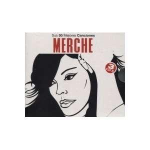 Sus 50 Mejores Canciones (3 Cds) MERCHE Music