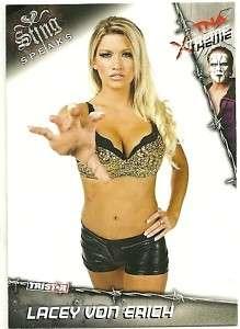 LACEY VON ERICH #79 2010 TNA Xtreme KNOCKOUT DIVA