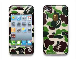 Bathing Ape Gizmobies iPhone 4 Bape Skin style/A