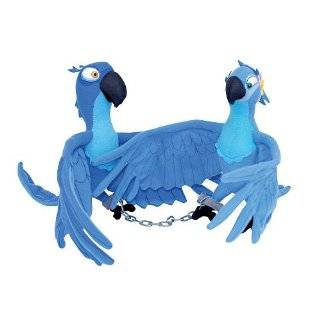 Rio Movie Plush Blu Jewel Chained Together Explore