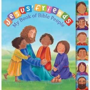 Jesus Friends My Book of Bible People (9780745962528