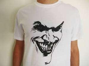 JOKER T SHIRT Jack Nicholson Heath Ledger Batman Movie