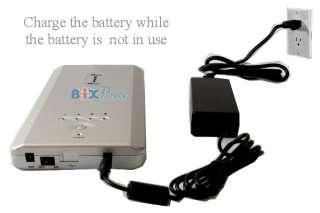 Capacity External Battery Pack For HP Laptops Notebooks   BP160