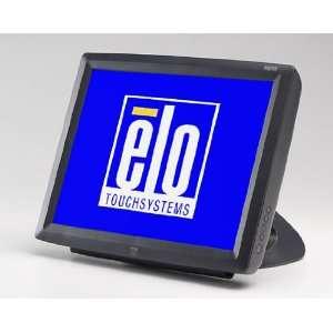 Elo E619005 1529L 15inch AccuTouch Ser/USB DkGray, Short
