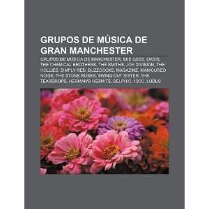 , The Chemical Brothers, The Smiths, Joy Division (Spanish Edition