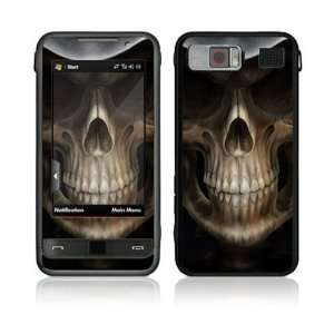 Samsung Omnia (i910) Decal Skin   Skull Dark Lord