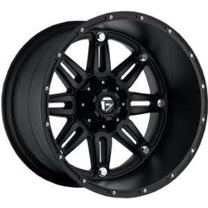 Fuel Hostage Matte Black Wheel (20x14/6x5.5) Automotive