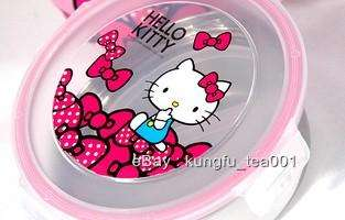 Hello Kitty 2 Stainless Bento Lunch Box Air Tight+ Bag