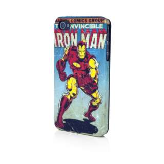 Marvel Iron Man Bling Clip Case for iPhone 4 & 4S, New , By PDP