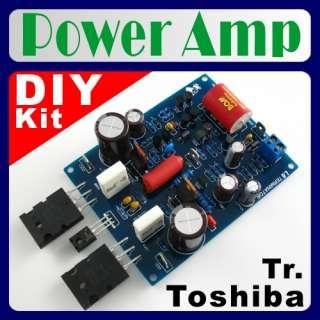 Power Amplifier Board Kit x 2pcs 120W+120W Best For Amp Project