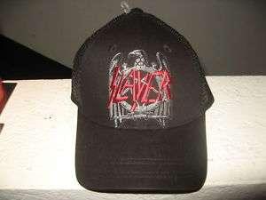 SLAYER Eagle Trucker Baseball Cap Hat NEW band