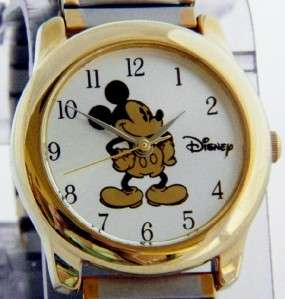 Classic Mickey Mouse Watch Expansion Band Water Resistant