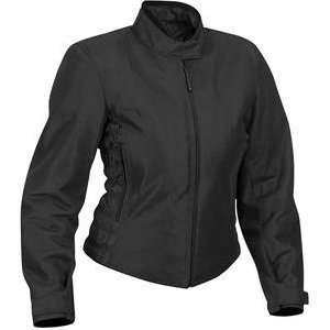 River Road Womens Yuma Mesh Jacket   X Large/Black Automotive