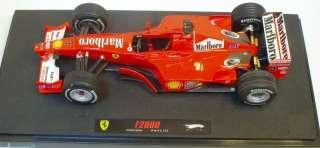 18 Scale 2000 Mattel ELITE Michael Schumacher Ferrari with full