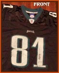 Philadelphia Eagles Terrell Owens NFL Reebok Jersey XL