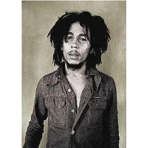 Bob Marley Portrait    Print