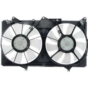 ES300, Toyota Camry/Solara Radiator/Cooling Fan 02 3 4 Automotive