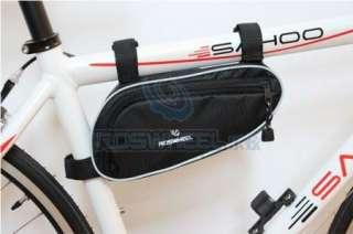 NEW Bike Bicycle Repair Tools Red Mini Pump Kit Bag Tire Tyre Multi