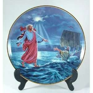 Jesus Walks on Water   By William T Ternay   HJ18 Home & Kitchen