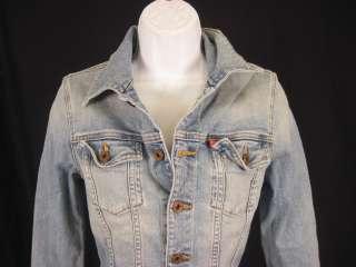 BIG STAR Jean Jacket Coat Sz XS