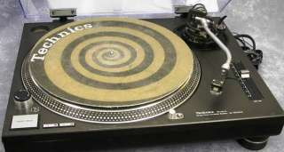 Nice Technics Professional Turntable SL 1200 MK2 DJ Direct Drive