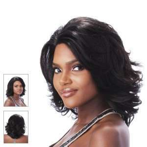 Diana Synthetic Lace Wig Isabela 1B Beauty