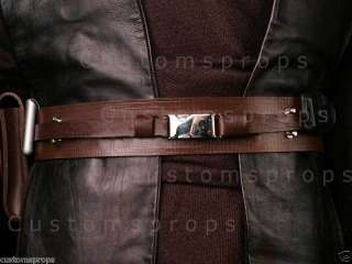Star Wars Prop Jedi Belt + Covertec Clip