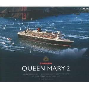 Queen Mary 2 (9781906608323) Miles Cowsill Books