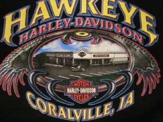 MENS XL L HARLEY DAVIDSON T SHIRT