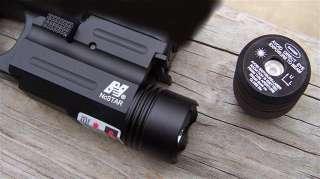 NC Star Tactical Light & Green Laser Combo