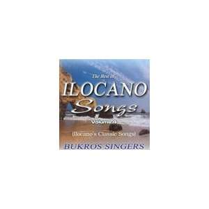 The Best Of Ilocano Songs Volume 4   Philippine Tagalog CD: Music