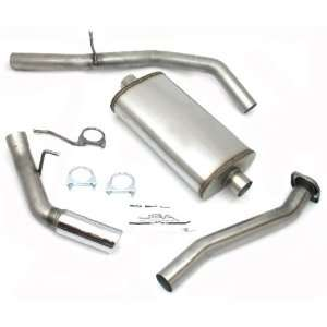 Stainless Steel Exhaust System for Suburban 1/2 Ton Automotive
