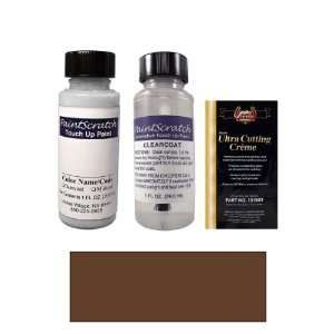 com 1 Oz. Medium Brown Pearl Metallic Paint Bottle Kit for 2004 Ford
