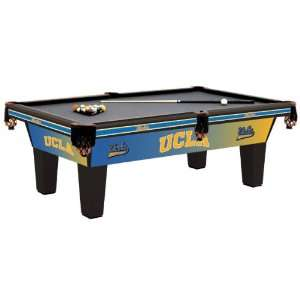 UCLA Bruins   College Laminate Sheraton Billiard Table