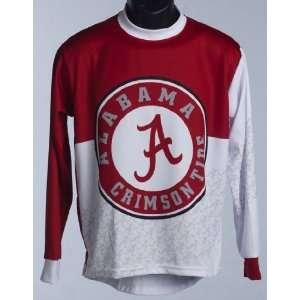Alabama Crimson Tide Kids Long Sleeve BMX Jersey Sports