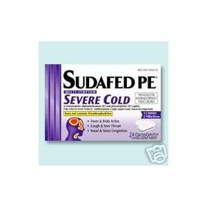 sudafed pe dosage instructions