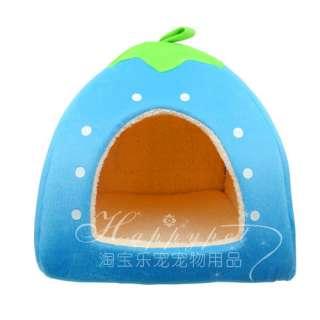dog /cat pet house bed kennel sponge cute 4 color super cool