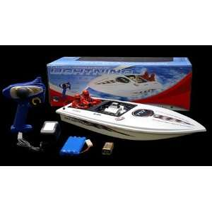Advanced Aero Lightning RTR Electric RC Speed Boat Toys