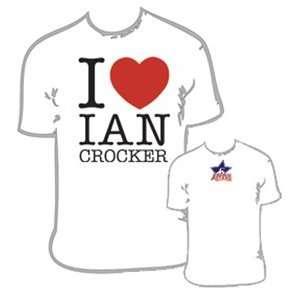 I Love Ian Crocker T shirt